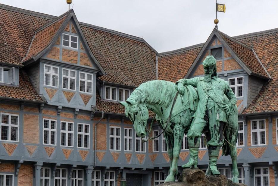 herzog august denkmal wolfenbüttel