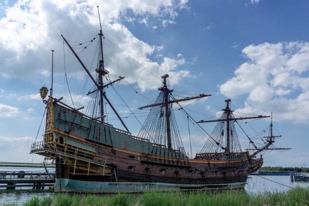lelystad werft schiff