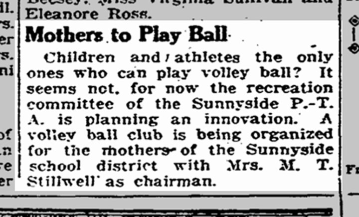 SF Chronicle, 26 Feb 1926. From newsbank.com.