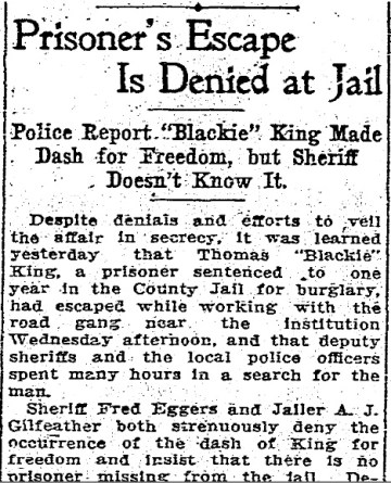 SF Chronicle, 12 Jan 1912.