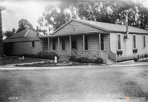 Matron's house at Ingleside women's jail. OpenSFHsistory WNP36.00948