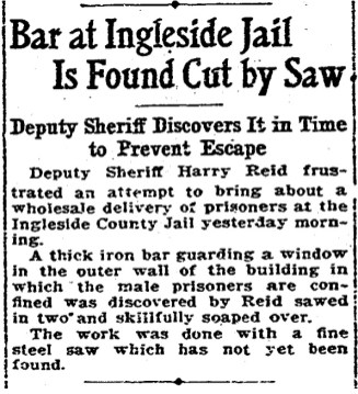 SF Chronicle, 17 Mar 1916.