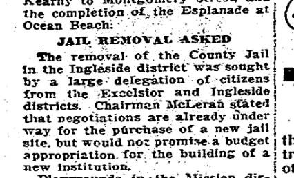 SF Chronicle, 26 Apr 1924.