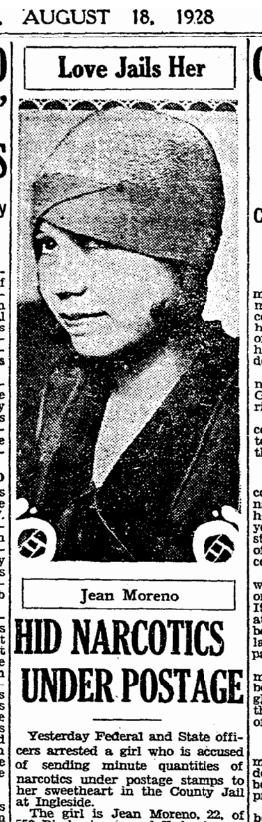 1928Aug18-Chron-p4-drug-smuggling-jail