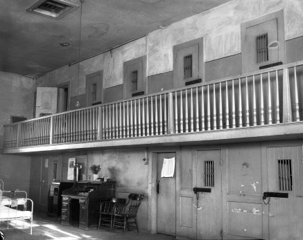 Inside Ingleside women's jail. From http://www.sfsdhistory.com/eras/the-ingleside-jail-photo-collection