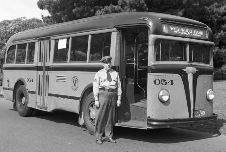1940. Photo courtesy SFMTA, D4419. http://sfmta.photoshelter.com.