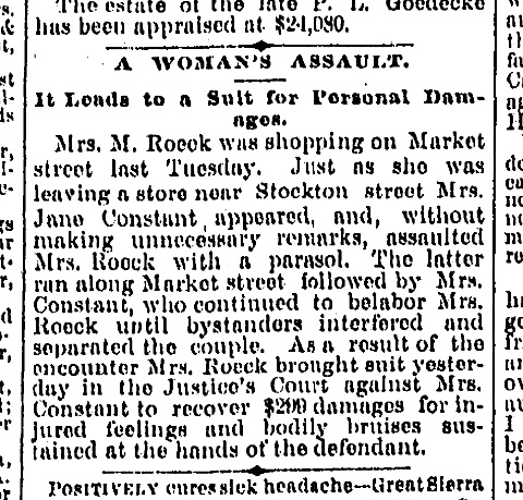 1890Jul18-Chron-p6-Mrs-Constant-assault