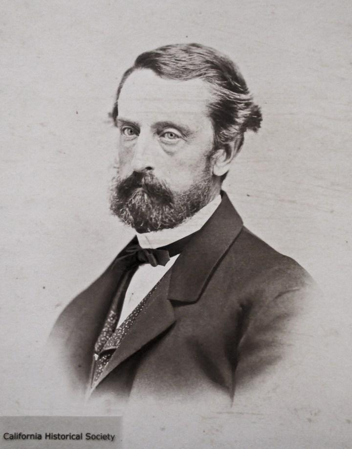 Robert Joyce Tiffany, Hatter, San Francisco, Portrait collection, California Historical Society