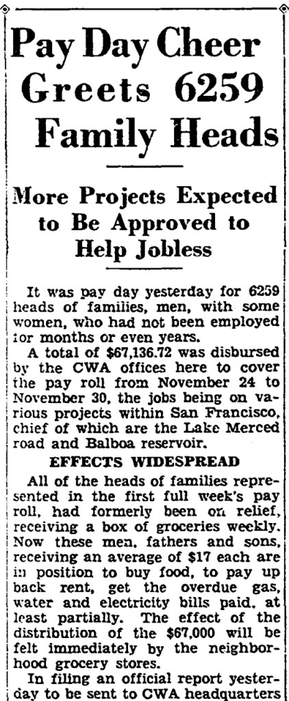 1933Dec05-Chron-p5-Payday-BalboaReservoir-CWA-crop