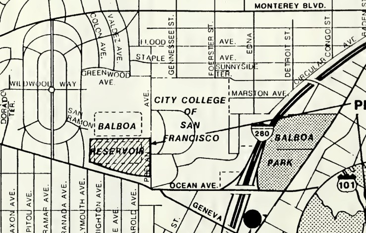 Balboa reservoir housing site acquisition
