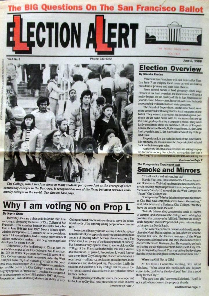 1988Jun01-ElectionAlert-front-pages