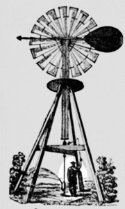 1890-Langley-Dir-FWKrogh-show-30ft-Windmill-BWmarked