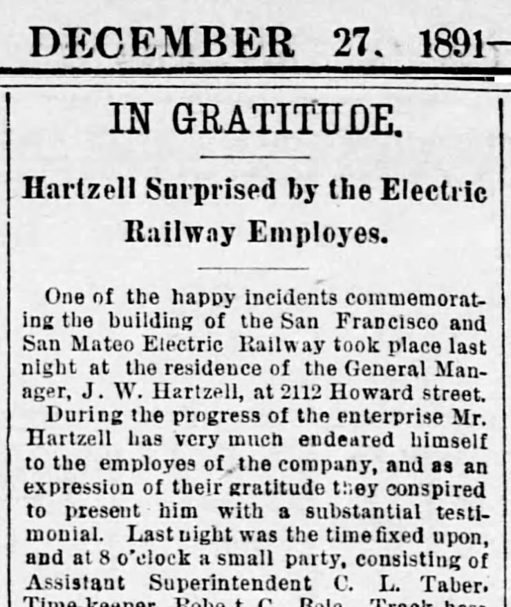 1891Dec27-SFCall-Hartzell-gift-employees-SFSMRR-cr