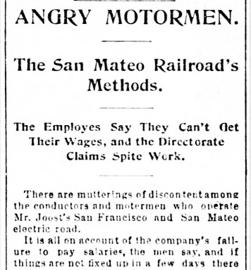 SF Call, 21 Apr 1893. Read whole article.