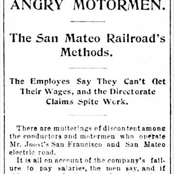 SF Call, 21 Apr 1893. Read whole article.
