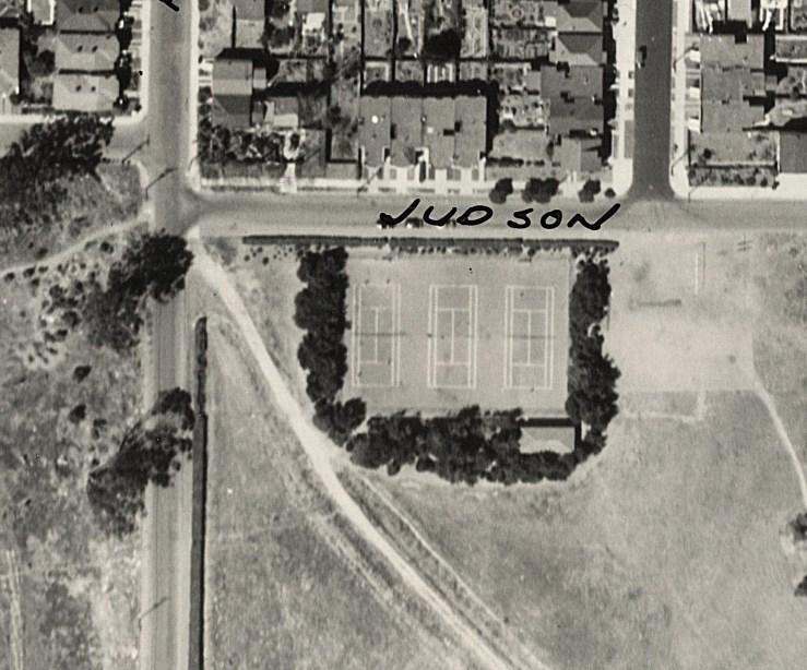 1938-aerial-Judson-Gennessee-detail-Tennis