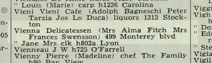 1948-49 San Francisco Directory.