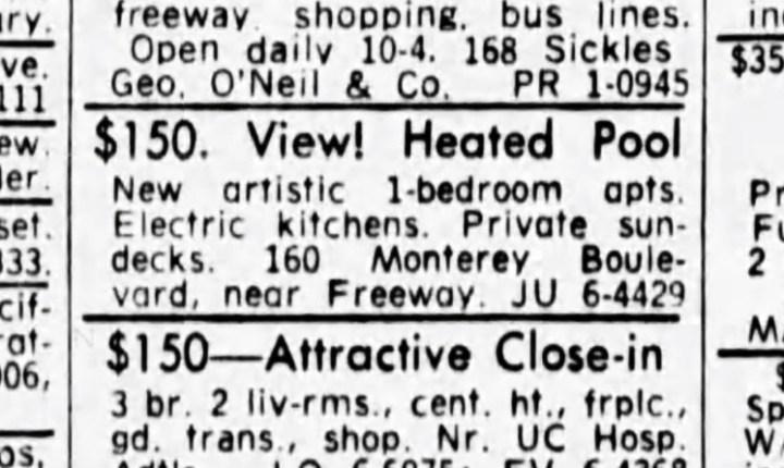 SF Examiner. 22 Sep 1964. newspapers.com.