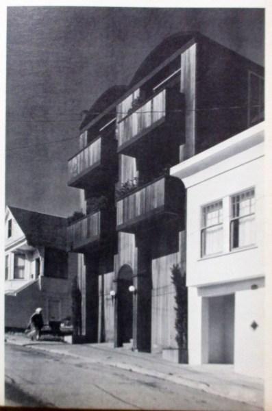 Progressive Architecture, July 1967. Original appearance of 975 Carolina Street, built 1961. Designed by Bulkley.