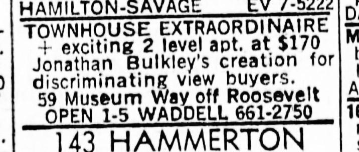 SF Examiner, 28 Jul 1968.