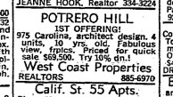 1971Nov14-Chronicle-RE-AD-975Carolina-Bulkley