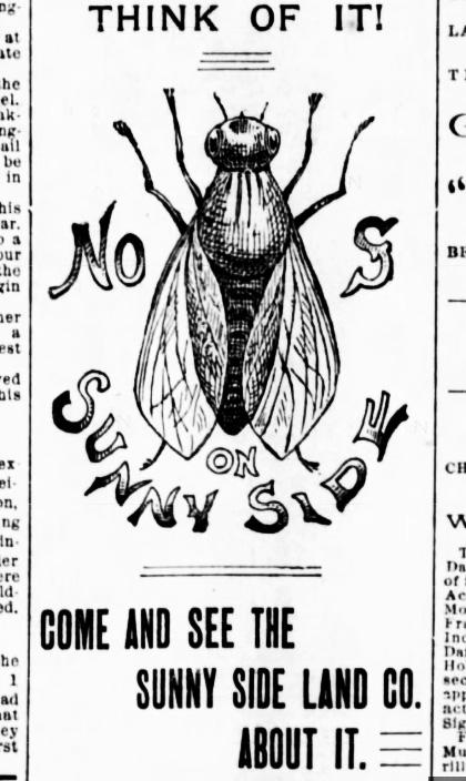 SF Examiner, 26 Jul 1891.