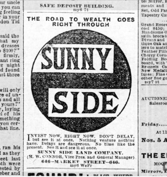 SF Call, 8 May 1891.