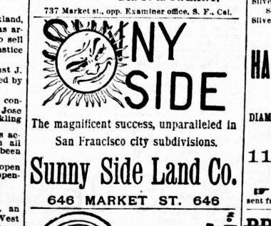 SF Examiner, 20 May 1891.
