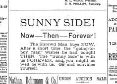 SF Chronicle, 20 Sep 1892.