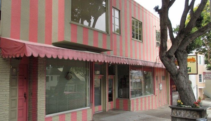 DSG Studio, 564 Monterey Boulevard. Photo: Amy O'Hair