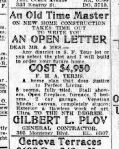 SF Examiner, 30 Apr 1939. Newspapers.com