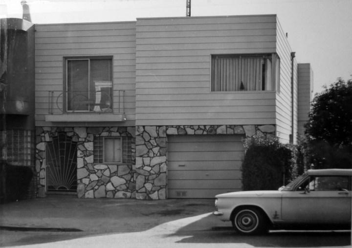 1963. 395 Monterey Blvd. Plov built, 1938. San Francisco Office of Assessor-Recorder Photographs Collection, San Francisco History Center, San Francisco Public Library