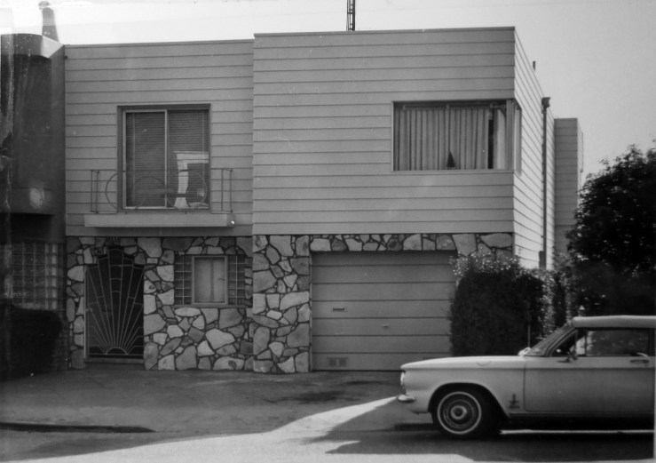 1963. 395 Monterey Blvd. Plov built, 1938. San Francisco Office of Assessor-Recorder Photographs Collection, San Francisco History Center, San Francisco Public Library