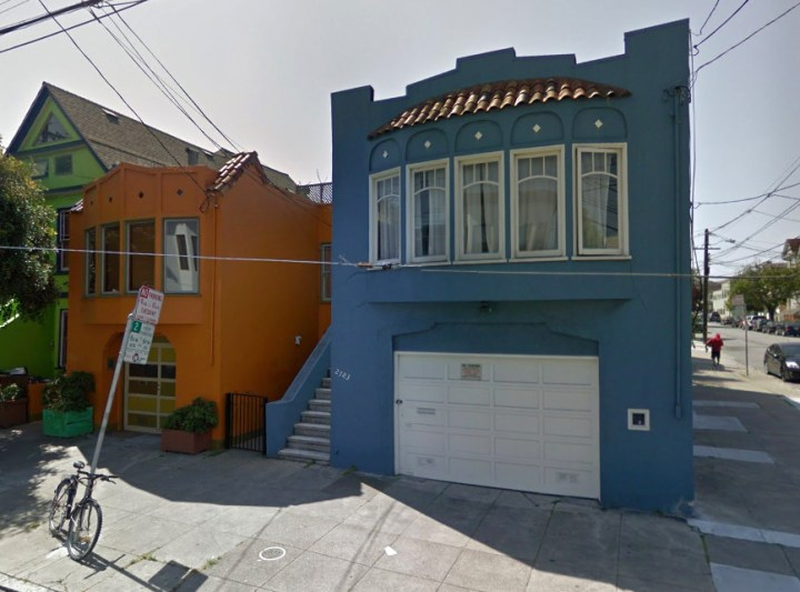 Florida and 22nd Street, Mission Dist. Both Plov built, 1927.