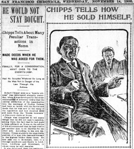 SF Chronicle, 14 Nov 1900.