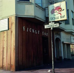 The Fickle Fox, 1971. Photo: Henry Leleu. Courtesy of Gay Lesbian, Bisexual, Transgender Historical Society.