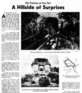 SF Examiner, 11 May 1985.