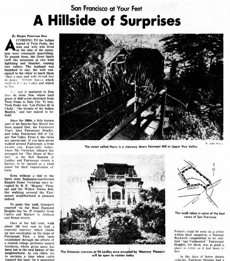 SF Examiner, 11 May 1980.
