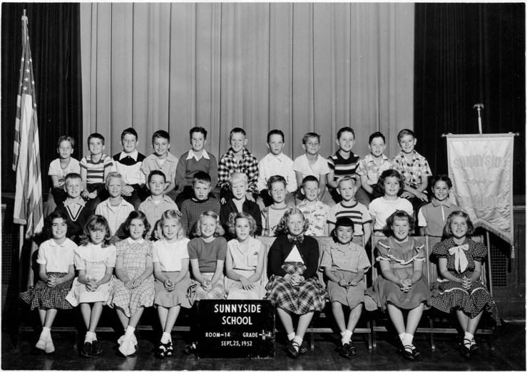 1952-SunnysideES-4th-grade-Hansen