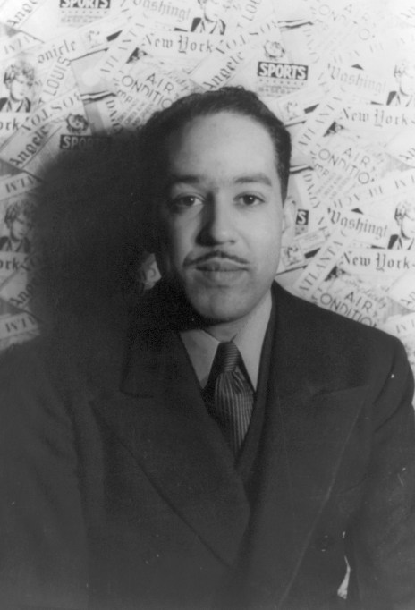 Langston Hughes in 1936. Photo:Carl Van Vechten. Wikimedia.org