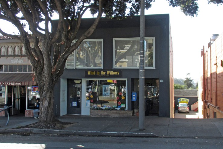 2020. 713 Monterey Blvd. Wind in the Willows preschool since 2000. Photo: Amy O'Hair