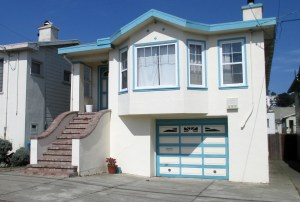 Mohr's Subdivision, Sunnyside History Project, San Francisco