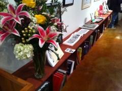 Retail Shelves for Telegraph Gallery
