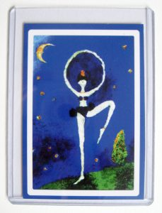 The Midnight Dancer ACEO