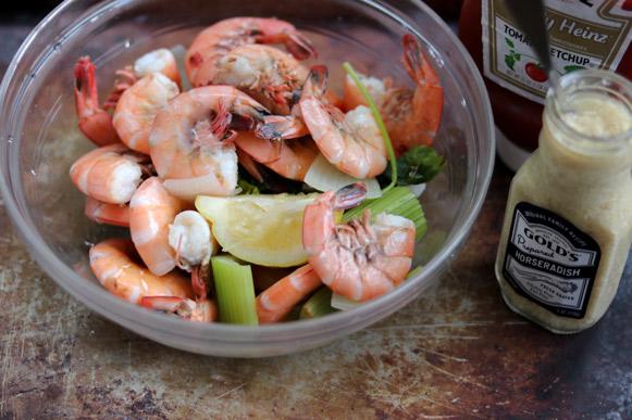 Peel N' Eat Shrimp