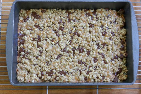 Carmelitas - A simple, delicious dessert