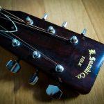 ジャパンヴィンテージギター Kiso Suzuki FR-120