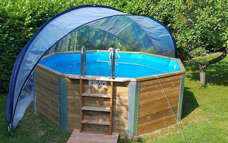 chauffage de piscine tubulaire intex
