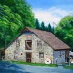 Old Mill Summer