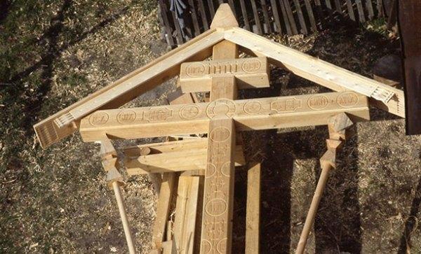 Анзерский крест.